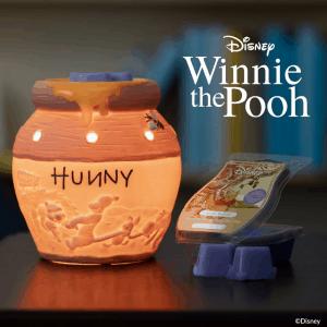 Winnie the Pooh Hunny Pot Scentsy Warmer