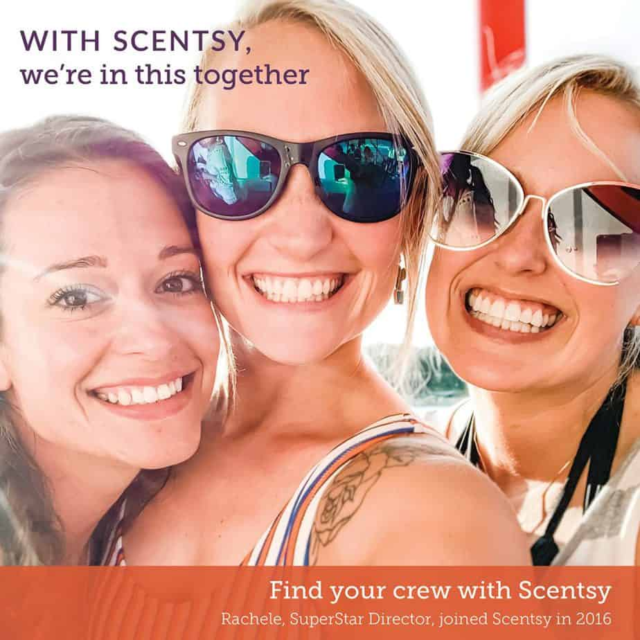 join scentsy- genuine home business opportunity