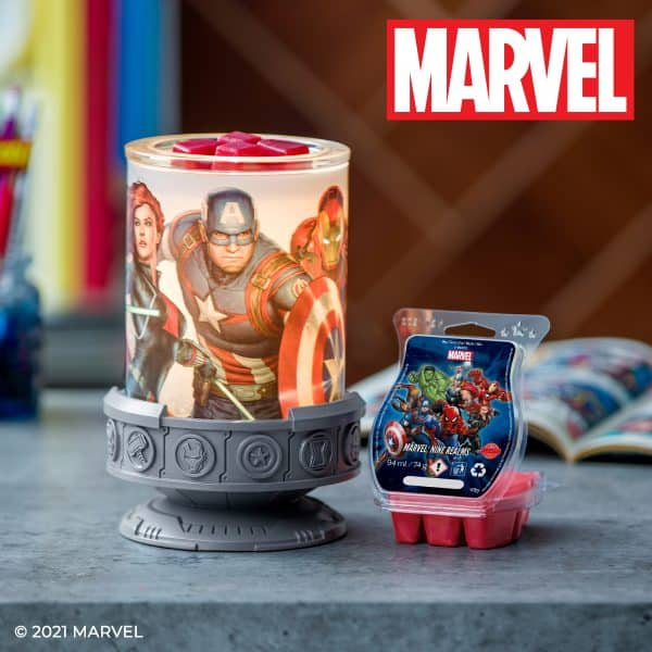 Marvel – Scentsy Warmer