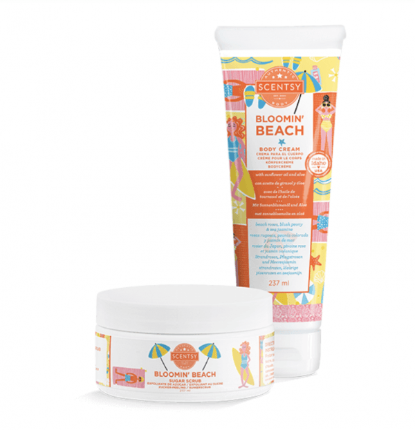 Bloomin' Beach Spa Bundle
