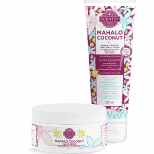 Mahalo Coconut Spa Bundle