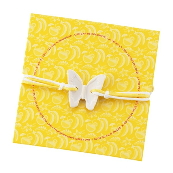 2021 Summer Collection: Scented Bracelet – Butterfly