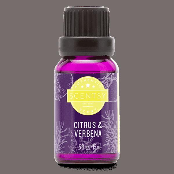 Citrus & Verbena Scentsy Essential Oil