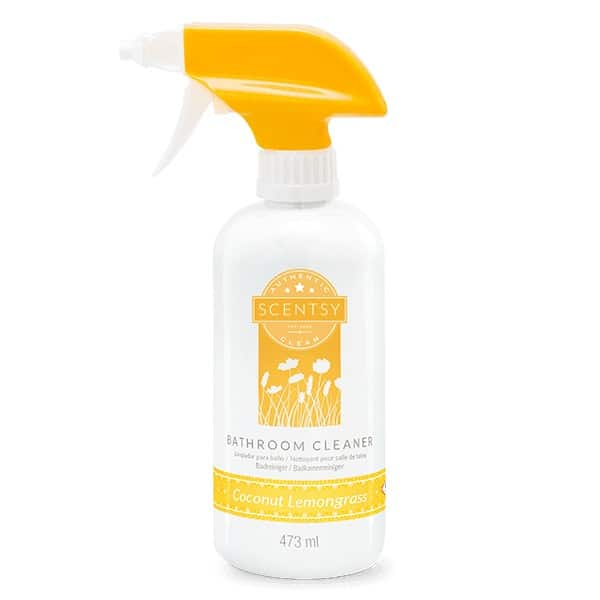 Lemon Squeeze Scentsy Bathroom Cleaner