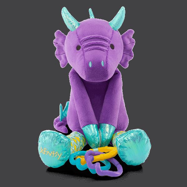 Dexter Dragon Scentsy Sidekick
