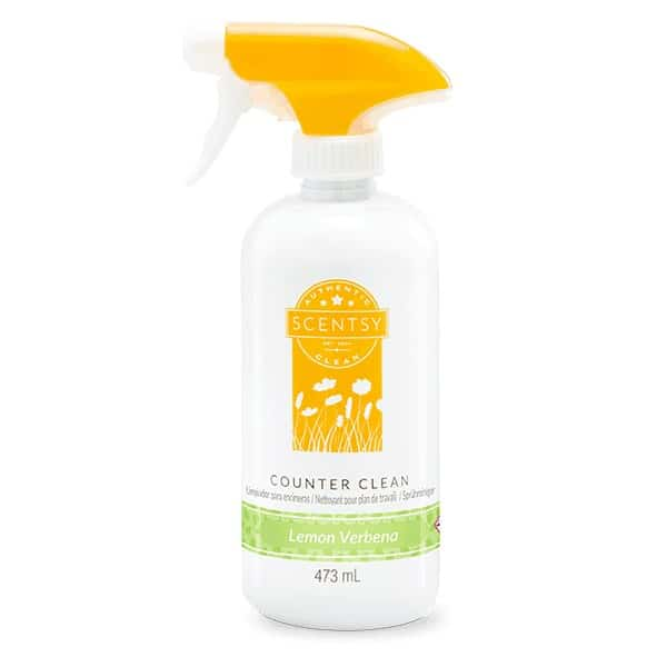 Fiesta Lime Scentsy Counter Cleaner