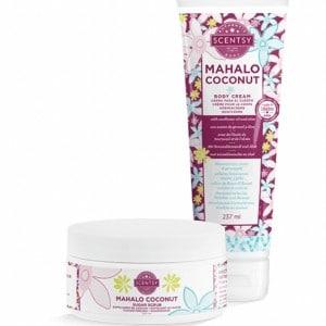 Mahalo Coconut Spa Bundle
