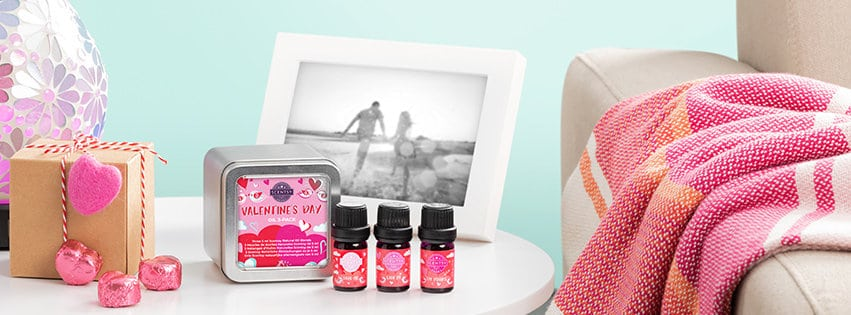 Valentine Gift Scentsy Oil 3-Pack