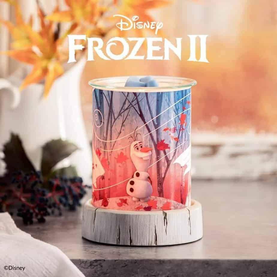 Frozen 2 Scentsy Warmer - Reveal Your Dreams